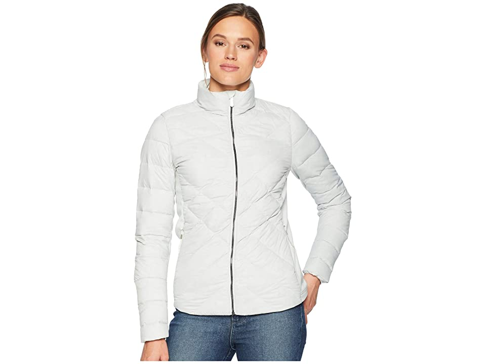 The North Face Lucia Hybrid Down Jacket (Tin Grey) Women