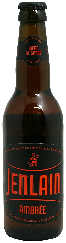 政策担当者もっとJENLAIN AMBREE/ジャンラン?アンバー 330ml フランスビール クラフトビール