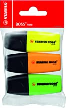 TOOGOO 6pcs Stylos surligneurs Marqueurs permanents avec Ninja mignons Pointe fine Fourniture de nouveaute Couleurs assorties