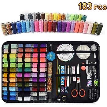 Groves Kit de Costura Profesional, Multicolor, 167 Piezas: Amazon ...