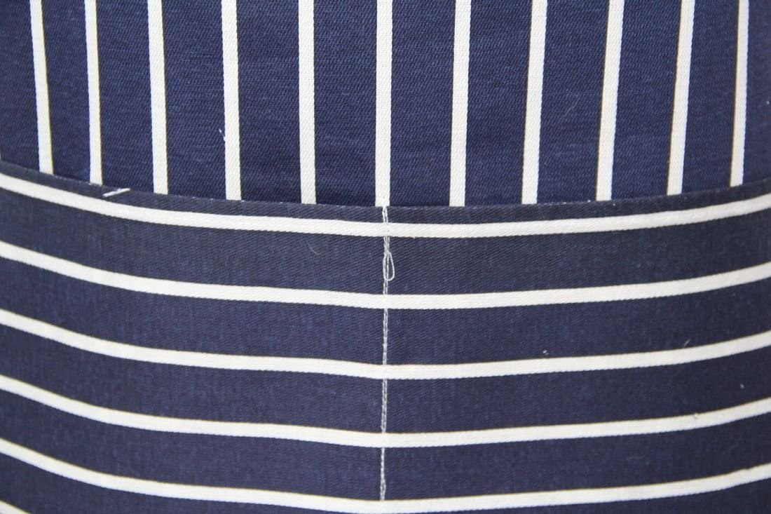 Discounted Cleaning Supplies SHORT WAIST APRON WITH POCKET CHEFS WAITERS COOKS BAR APRON 100/% Cotton