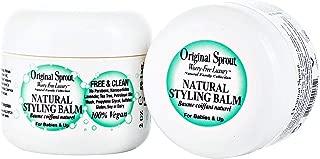 Original Sprout Natural Hair Balm (2 Pack)