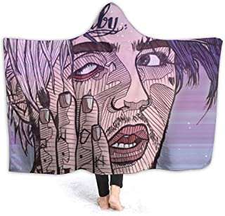 Best lil peep blanket Reviews