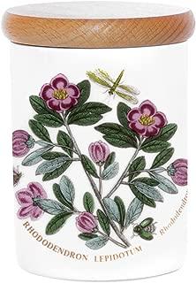 Portmeirion Airtight Storage Jar, Multi Colour, 10cm