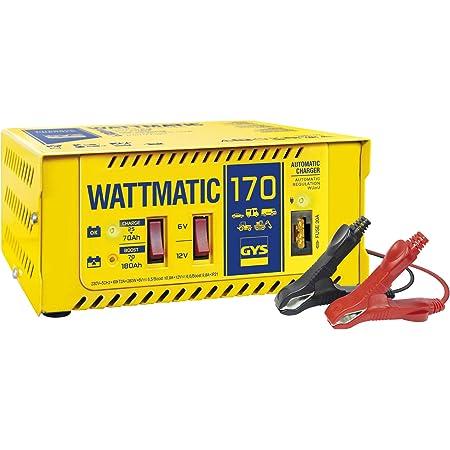 Gys 025615 Wattmatic 170 Batterieladegeräte Auto