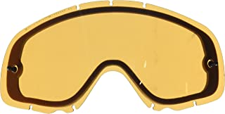 Oakley Crowbar Snow Cross Persimmon Dual Vented Replacement Lens (One Size)