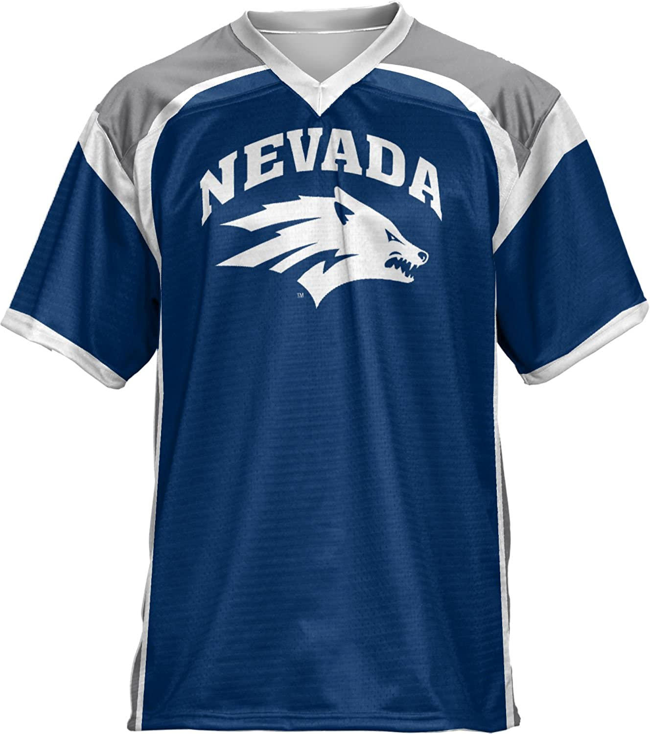 ProSphere University Max 86% OFF of Nevada Our shop OFFers the best service Boys' Jersey Football Zone Red