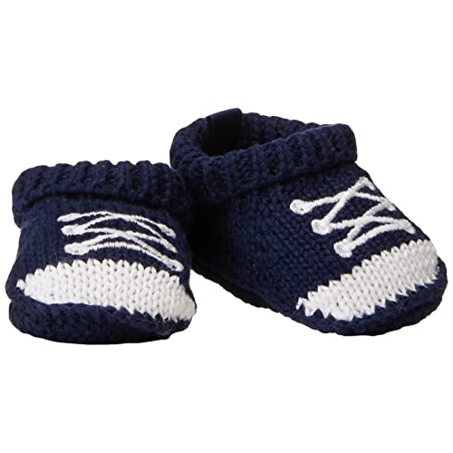 04d7d1d0c Carter's Baby Boys' Folded Cuff Booties (2 Pack)