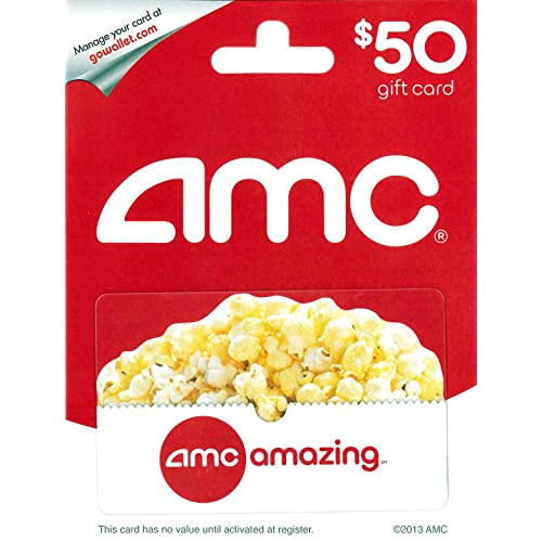 AMC Theatre Gift Card