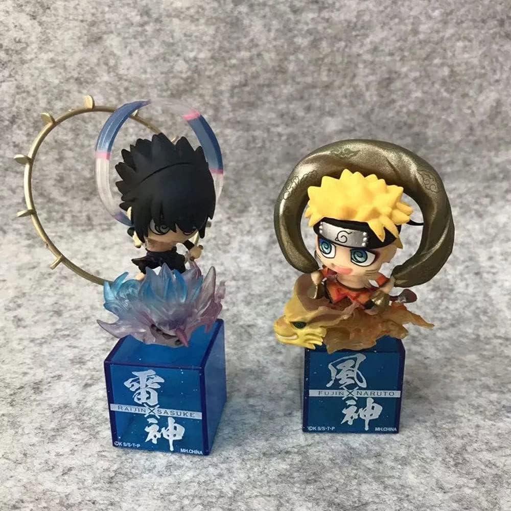 AGOOLLYY Naruto Brand new Uzumaki Uchiha Sasuke Version Fig Q Low price Anime