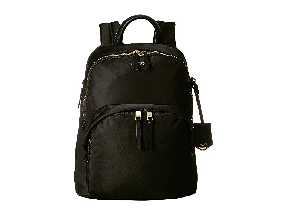 Tumi Voyageur Dori Backpack (Black) Backpack Bags