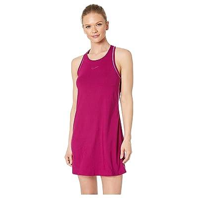 Nike Court Dry Dress (True Berry/White/White/True Berry) Women