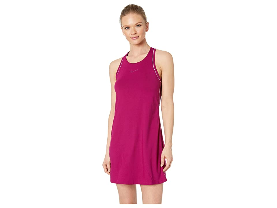 Nike Court Dry Dress (True Berry/White/White/True Berry) Women