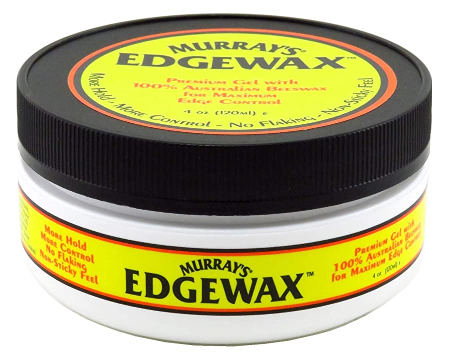 パンフレットデュアルカメラMurrays マレー'S Edgewax 100%オーストラリア蜜蝋、3パック