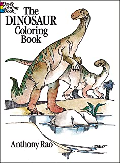 Dover Publishing Little Activity Books: Dinosaur Coloring