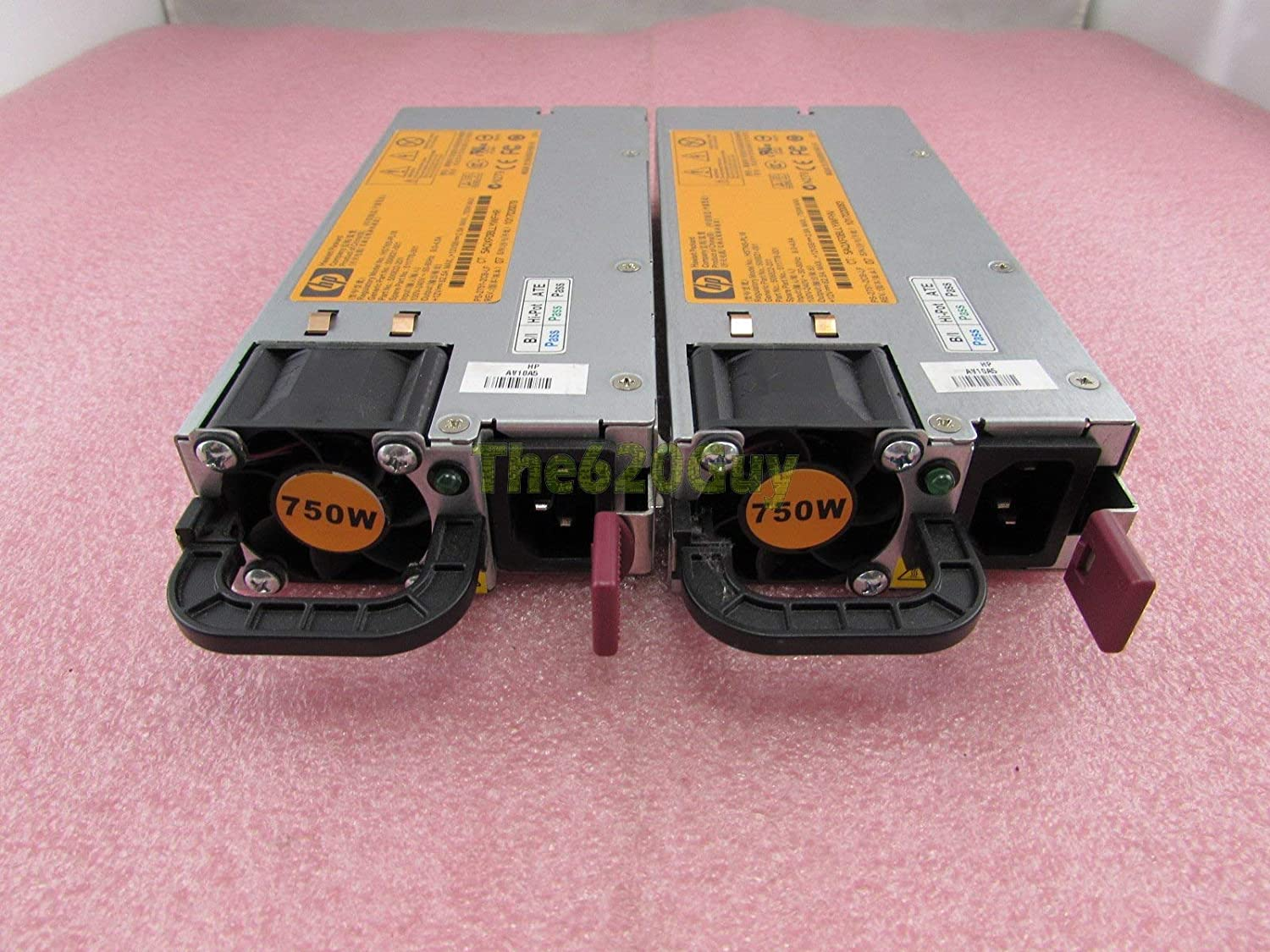 Lot New color of 2 HP 750W Power PSU Many popular brands Supply 511778-001 506821-0 506822-201