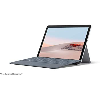 "NEW Microsoft Surface Go 2 - 10.5"" Touch-Screen - Intel Pentium - 8GB Memory - 128GB SSD - Wifi - Platinum (Latest Model)"