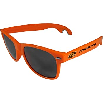 NCAA Siskiyou Sports Fan Shop Utah Utes Beachfarer Bottle Opener Sunglasses One Size Team Color