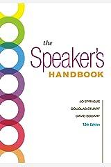 The Speaker's Handbook, Spiral bound Version Kindle Edition