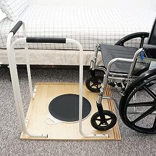 Wheelchair Pivot Assist Transfer Platform