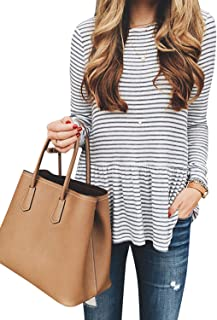 Best baby doll tunic tops Reviews