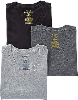 Polo Ralph Lauren Men's Slim Fit w/Wicking 3-Pack V-Neck
