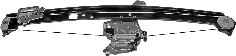 Dorman 741-413 Rear Passenger Side Power Window Regulator and Motor Assembly for Select BMW Models