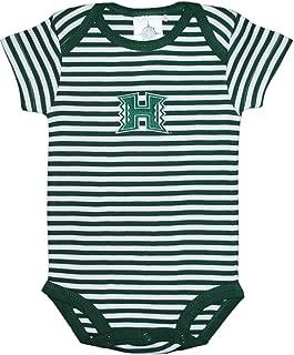 University of Hawaii Rainbow Warriors Baby Striped Bodysuit
