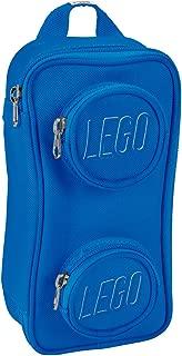 LEGO Kids' Brick Pouch, Blue, One Size