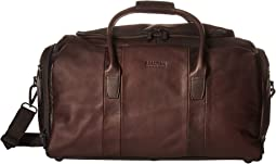 Colombian Leather Duffel