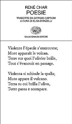 Poesie: Poesie tradotte da Giorgio Caproni (Collezione di poesia Vol. 459)