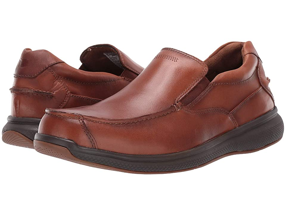 Florsheim Work Bayside Steel Toe Slip-On (Cognac) Men