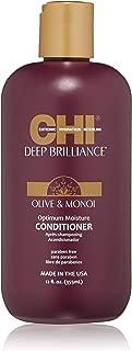 CHI Deep Brilliance Optimum Moisture Conditioner, 12 Fl Oz