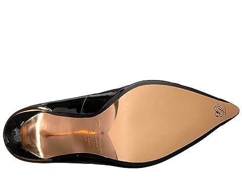 LeatherNude Patent 2 Baker Patent Kaawa Leather Ted Black 7wqXOS4