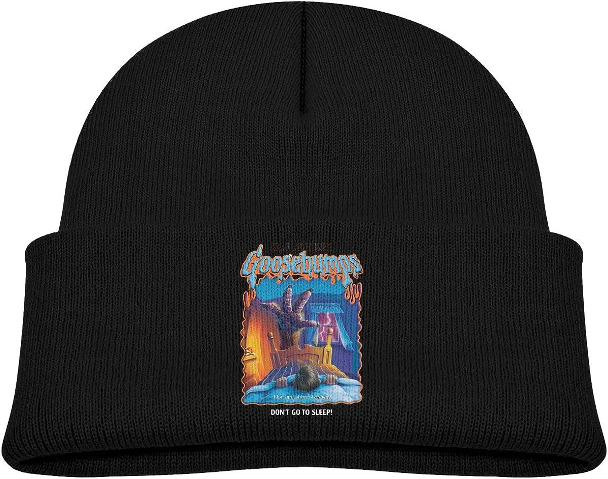 Kids Adult Autumn Winter Knitted Hat Youtuber Pullover Hat Boys Girls Woolen Cap