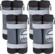 Eurmax New Weight Bags for Ez Pop up Canopy Instant Canopies Shelter, Sand Bags Without Sand, Set of 4