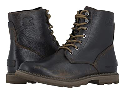SOREL 6 Madsontm Boot Waterproof (Tobacco/Mud) Men