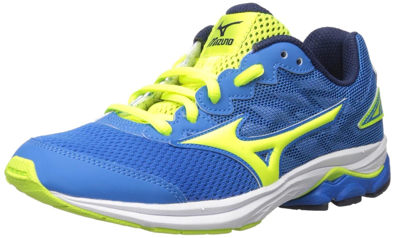 [ミズノ] ユニセックス?キッズ Wave Rider 20 Junior Running Shoes