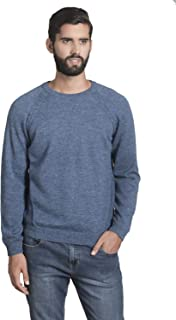 Park Alpaca Crew-neck Sweater | 100% Peruvian Alpaca | Ethically Sourced | Limited Production KUNA | Imported