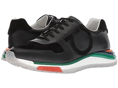 Salvatore Ferragamo Brooklyn Sneaker (Nero) Men
