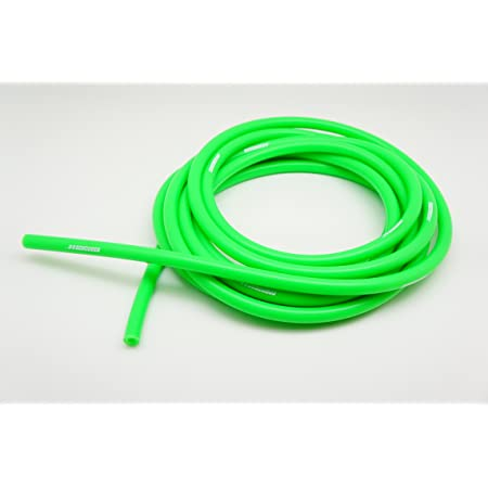 3mm 4mm 4.5mm 5mm 6mm 8mm 10mm ID Silicone Vacuum Hose Tube Pipe 1 Foot