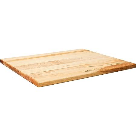 J.K. Adams 17-Inch-by-14-Inch Maple Wood Kitchen Basic Cutting Board