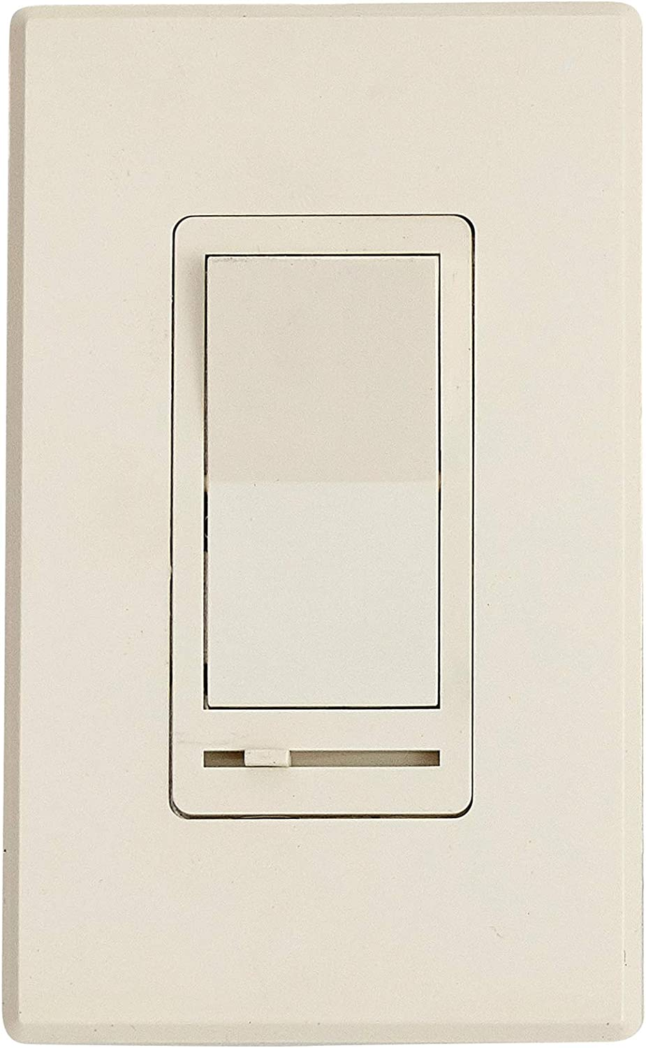 Hamilton Hills LED Dimmer Switch with Faceplate Cover | Magnetic