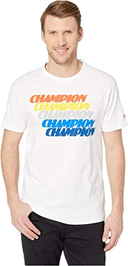 Todd Snyder + Champion Repeater Graphic Tee