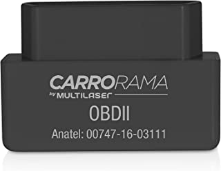 Multilaser Obdii Carrorama App Android Conexão Ecu Via Bluetooth - Au205