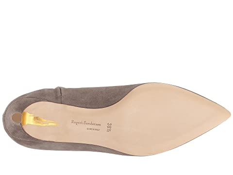 Rupert Sanderson Amory Cloud Grey Coarse Suede Outlet Big Sale Collections Collections Sale Online Outlet Cheap Prices 8mF4pCmGnY