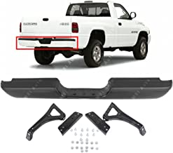 MBI AUTO - Primered, Steel Rear Step Bumper Assembly for 1994-2002 Dodge RAM Pickup 94-02, CH1102332