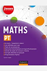 Maths PT (J'assure aux concours) (French Edition) Paperback