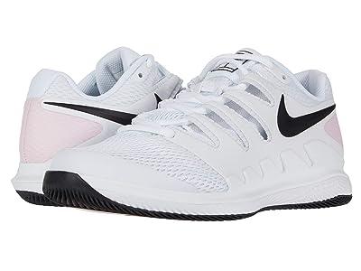 Nike Air Zoom Vapor X (White/Black/Pink Foam) Women