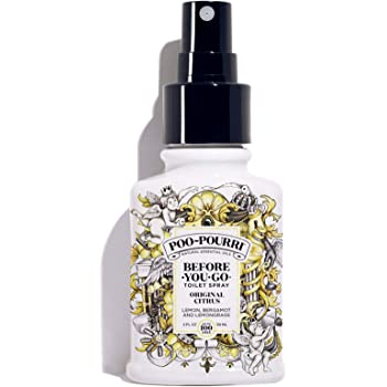 Poo-Pourri Before-You-go Toilet Spray, Original Citrus, 2 Fl Oz